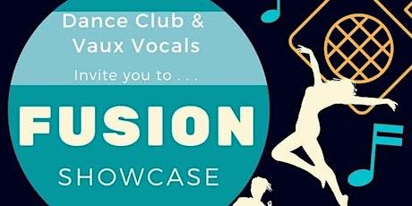 Dance Club x Vauxhall Choir - FUSION SHOW tickets