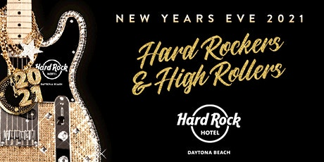 NYE 2021 - Hard Rocker's & High Rollers tickets