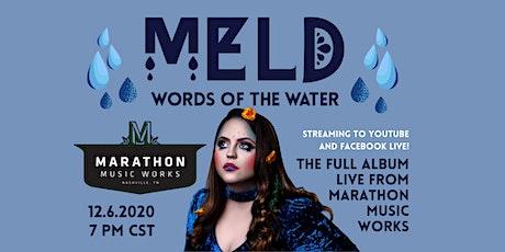 MELD's Album Release Show - Live from Marathon Music Works in Nashville, TN tickets