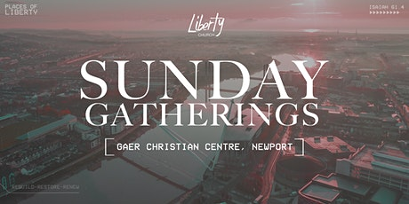 Sunday Gathering - 6th December 9.00am tickets
