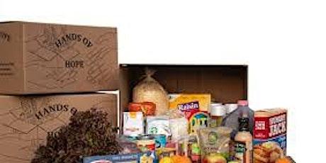 Food Box Giveaway tickets