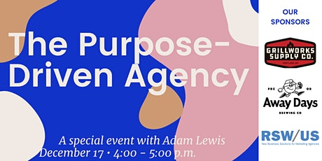 The Purpose Driven Agency tickets