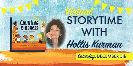 Storytime with Hollis Kurman tickets