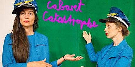 Cabaret Catastrophe Tickets