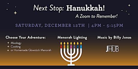 jHUB Hanukkah Celebration tickets