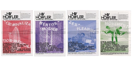 Artist Talk: The HIV Howler Publishers Anthea Black and Jessica Whitbread tickets