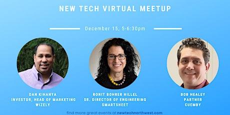 New Tech Virtual Meetup entradas