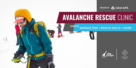 CO SheJumps AIARE Avalanche Rescue: Crested Butte tickets