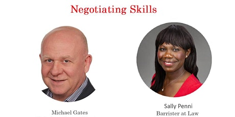 Friday Lunch and Learn - Negotiating Skills with Michael Gates tickets