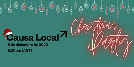 Causa Local Zoom Party - Christmas Edition! tickets