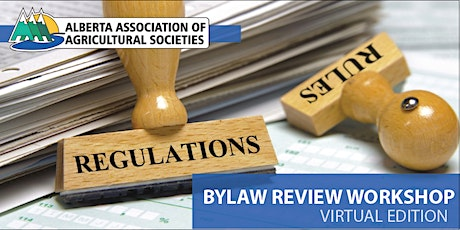 Bylaw Review Virtual Workshop - DECEMBER 15 tickets