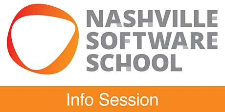 Nashville Software School Info Session tickets