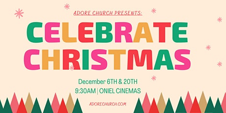 Adore Christmas Movie Event tickets