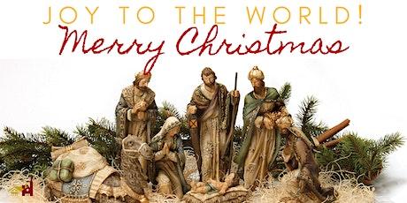 Christmas Mass - St. Agnes 11:00 AM tickets