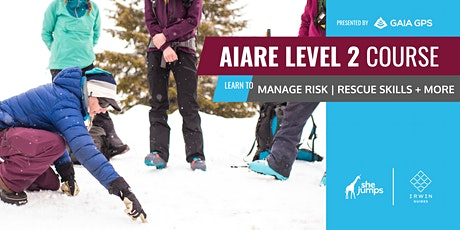 CO SheJumps AIARE Level 2: Crested Butte tickets