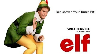 Christmas Cinema Drive-In  - ELF -  Whitworth Centre Darley Dale tickets