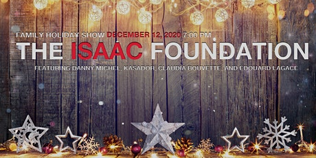 The Isaac Foundation's (Virtual) Gala for a Cure tickets
