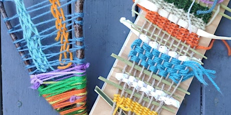 DIY Christmas: Make a loom and Weave with The Recreators tickets