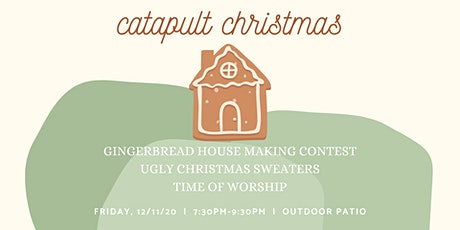 Catapult Christmas tickets