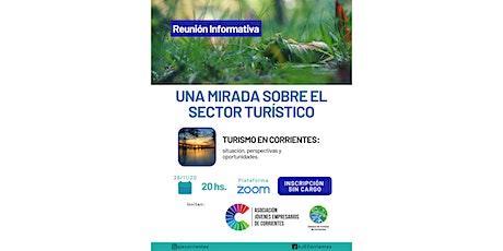 Una Mirada Sobre El Sector Turismo De Corrientes entradas
