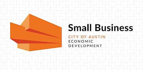 Small Business Recordkeeping - Webinar tickets