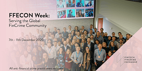 FFECON Week - MEA in focus: Financial Crime & Challenges in ME tickets
