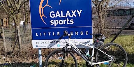 Belles on Bikes Falkirk WEEKEND group ride - max 7 riders tickets