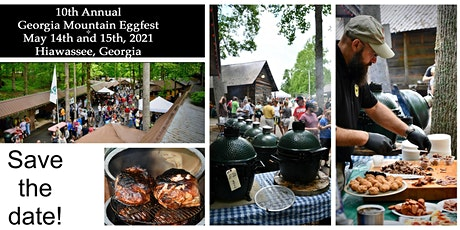 Georgia Mountain Eggfest 2021 tickets