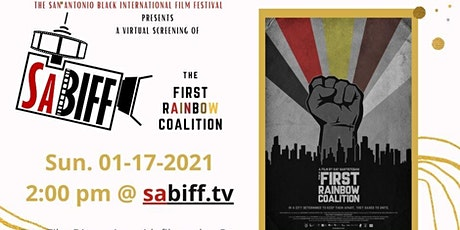 SABIFF presents The First Rainbow Coalition Film & Panel Rap Session tickets