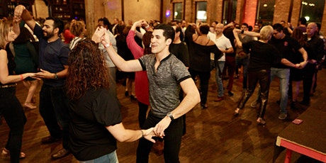 Salsa Party in Houston @ Sable Gate Winery 11/27 tickets