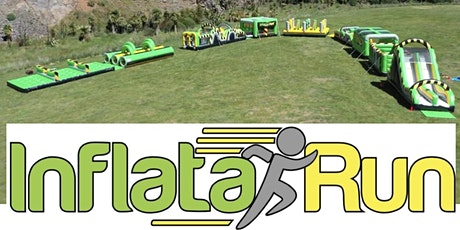 InflataRun 2km Fun Run tickets