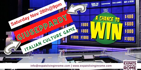 Giuseppardy - Game Night! Online edition