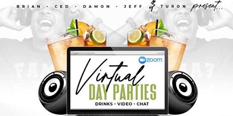Virtual Day Parties - CHRISTMAS EDITION tickets