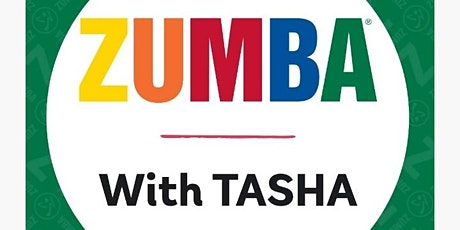 Zumba Fridays with Tasha tickets