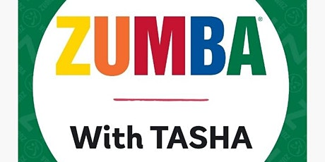 Zumba Mondays with Tasha tickets