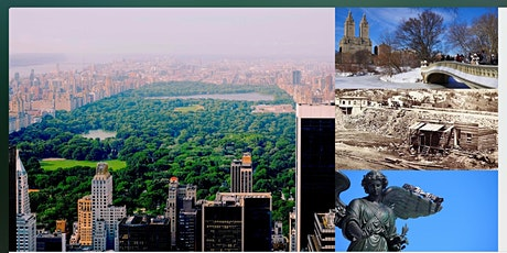 'Central Park: The World's Greatest Urban Green Space' Interactive Webinar tickets
