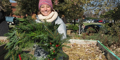 12 Days: Holiday Wreath-Making Workshop at Falls City Community Bike Works tickets
