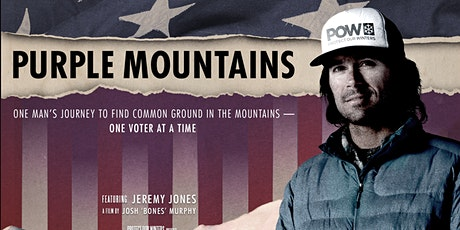 Purple Mountains Screening POW Golden tickets