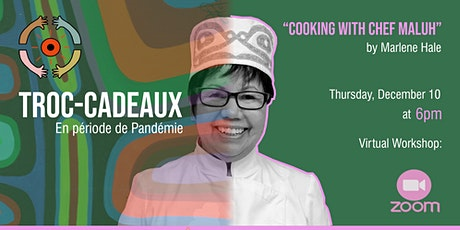 Cooking With Chef Maluh tickets