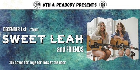 Sweet Leah Concert Benefitting Toys For Tots tickets