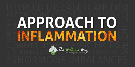 Copy of Approach to Inflammation Talk tickets