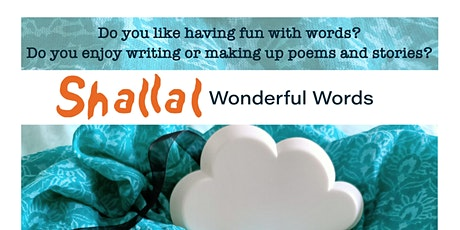 Wonderful Words, Shallal monthly workshops, have fun with words. tickets