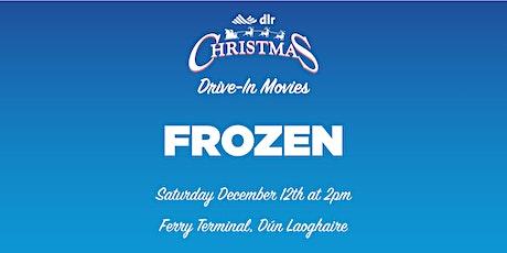 Frozen (PG) tickets