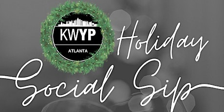 Holiday Social Sip tickets