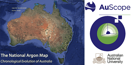 AGN Webinar 5: The National Argon Map (an AuScope Initiative led by ANU) tickets