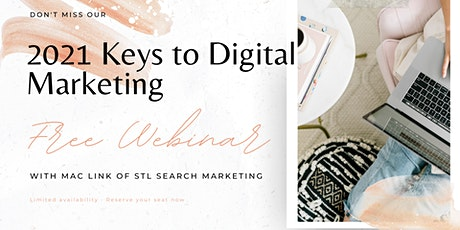 2021 Keys To Digital Marketing tickets