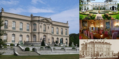 'Splendor by the Sea: Newport Mansions of the Gilded Age' Webinar tickets