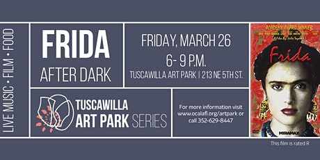 Frida After Dark tickets