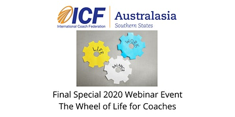 The Wheel of Life for Coaches tickets
