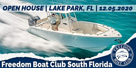 Freedom Boat Club South Florida | Open House tickets